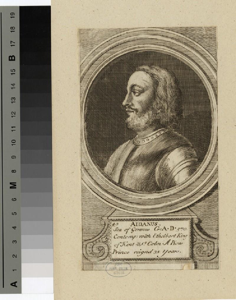 Portrait of Aidanus