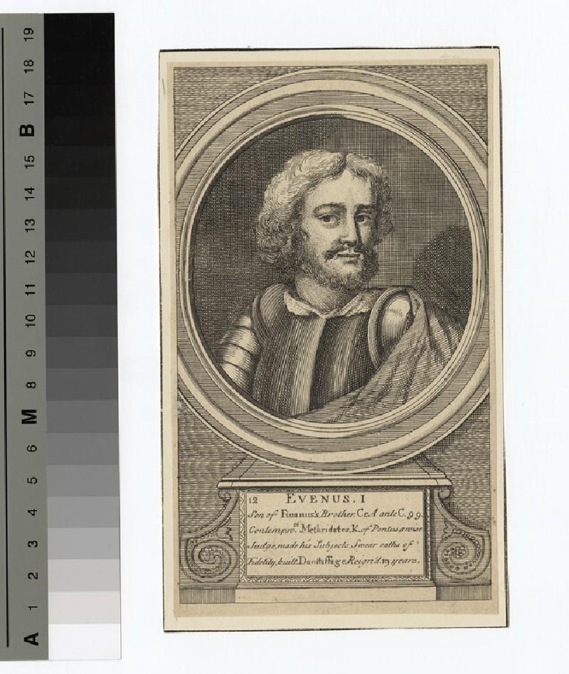 Portrait of Evenus I