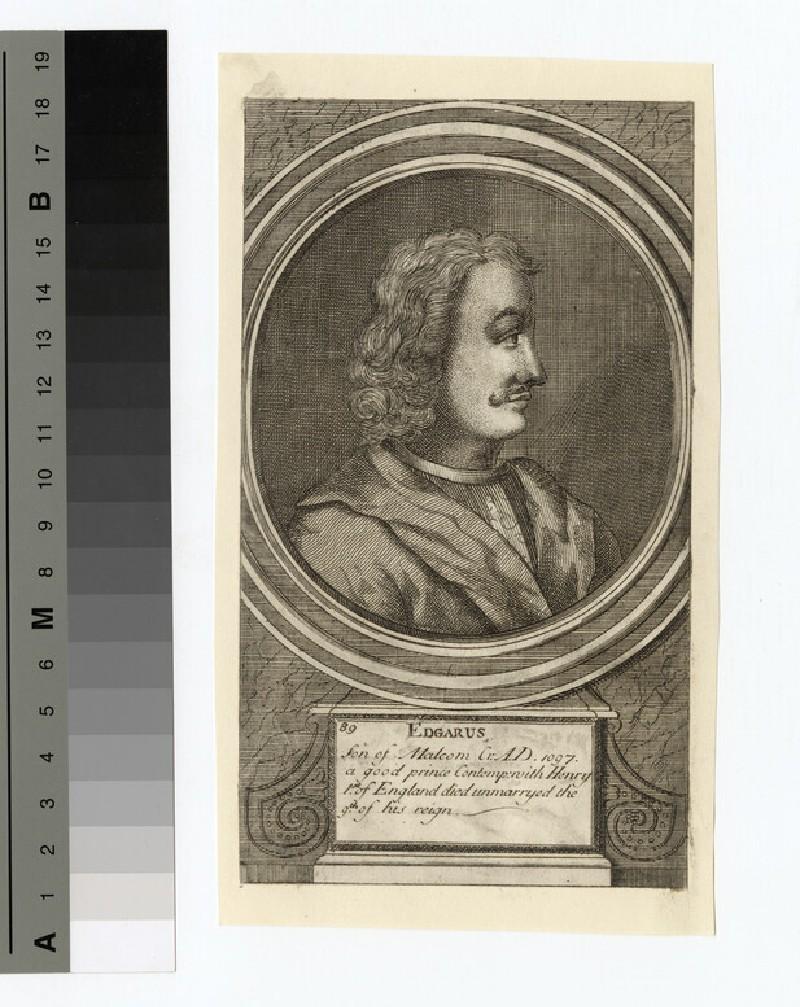 Portrait of Edgarus (WAHP14306)