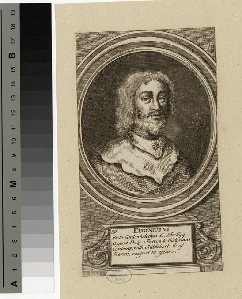Portrait of Eugenius VII