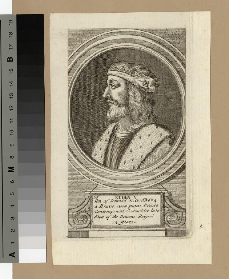 Portrait of Eugen V