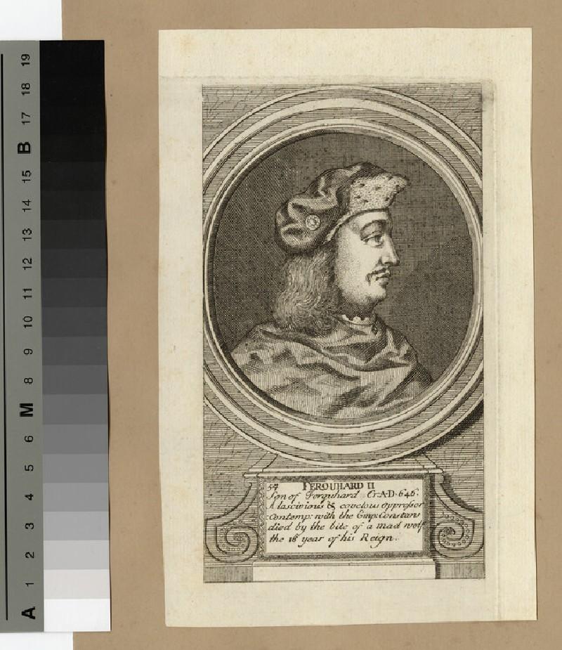 Portrait of Ferquhard II