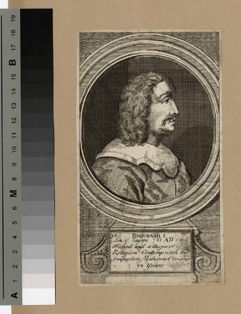 Portrait of Ferquhard I