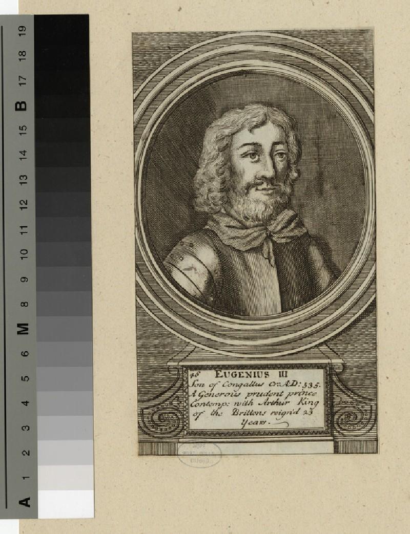 Portrait of Eugenius III
