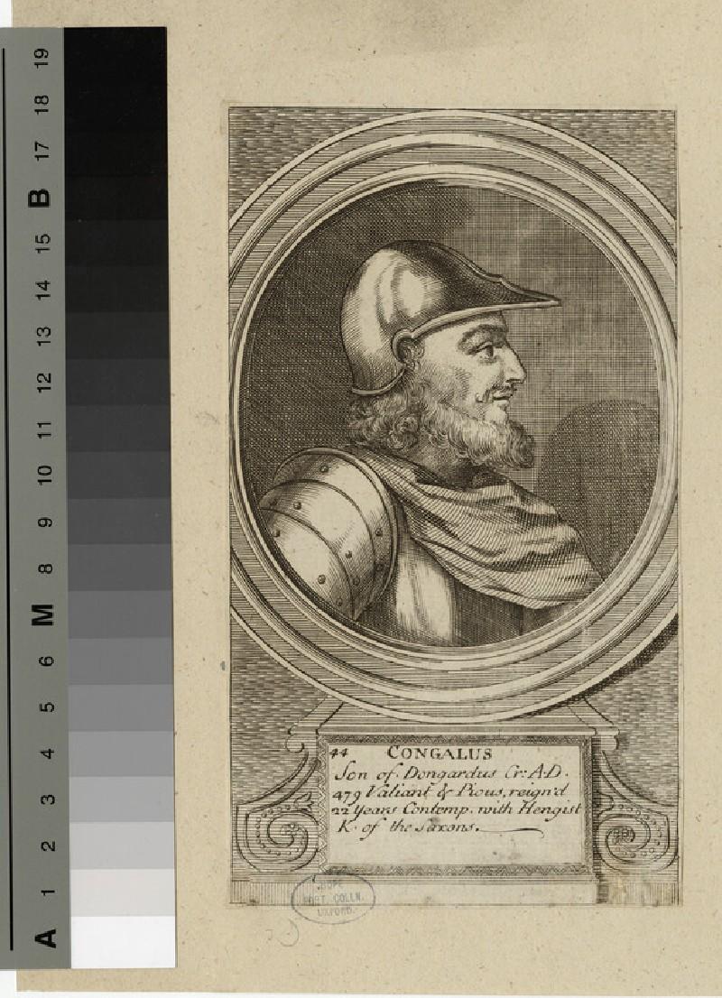 Portrait of Congalus