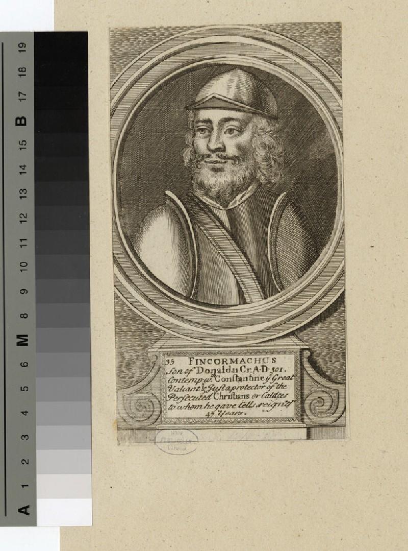 Portrait of Finchormachus (WAHP14368)