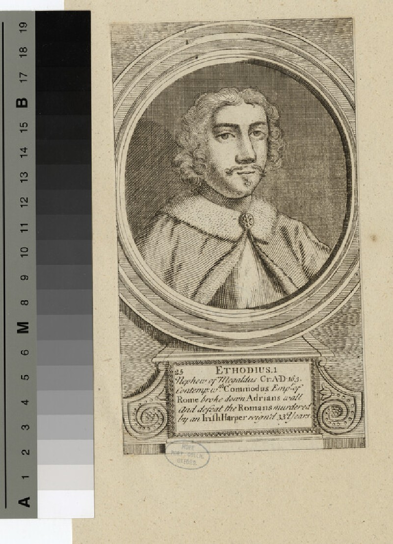 Portrait of Ethodius I