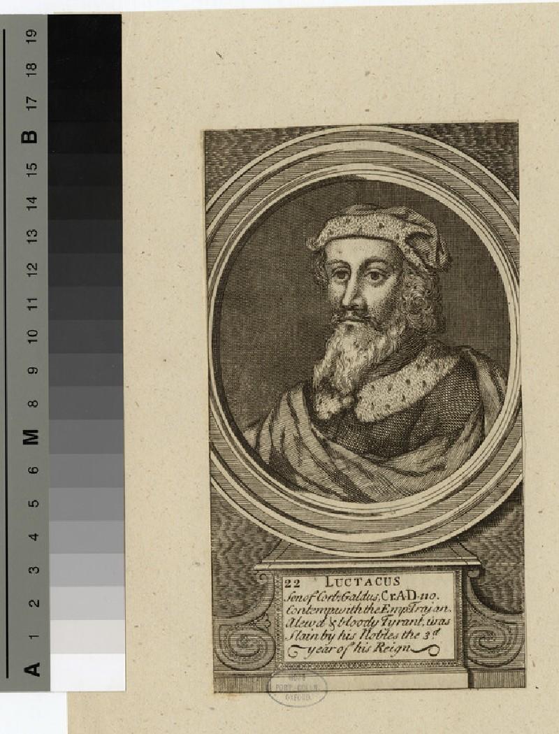 Portrait of Luctacus