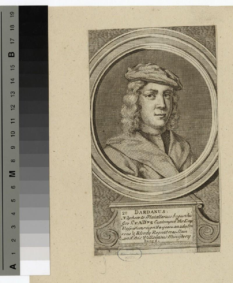 Portrait of Dardanus