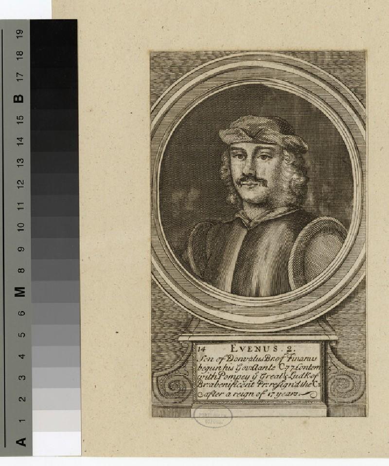 Portrait of Evenus II