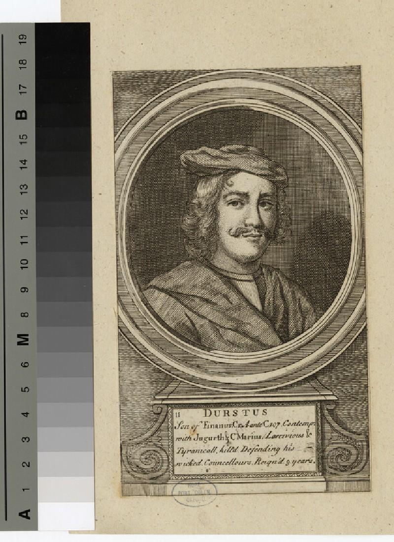 Portrait of Durstus