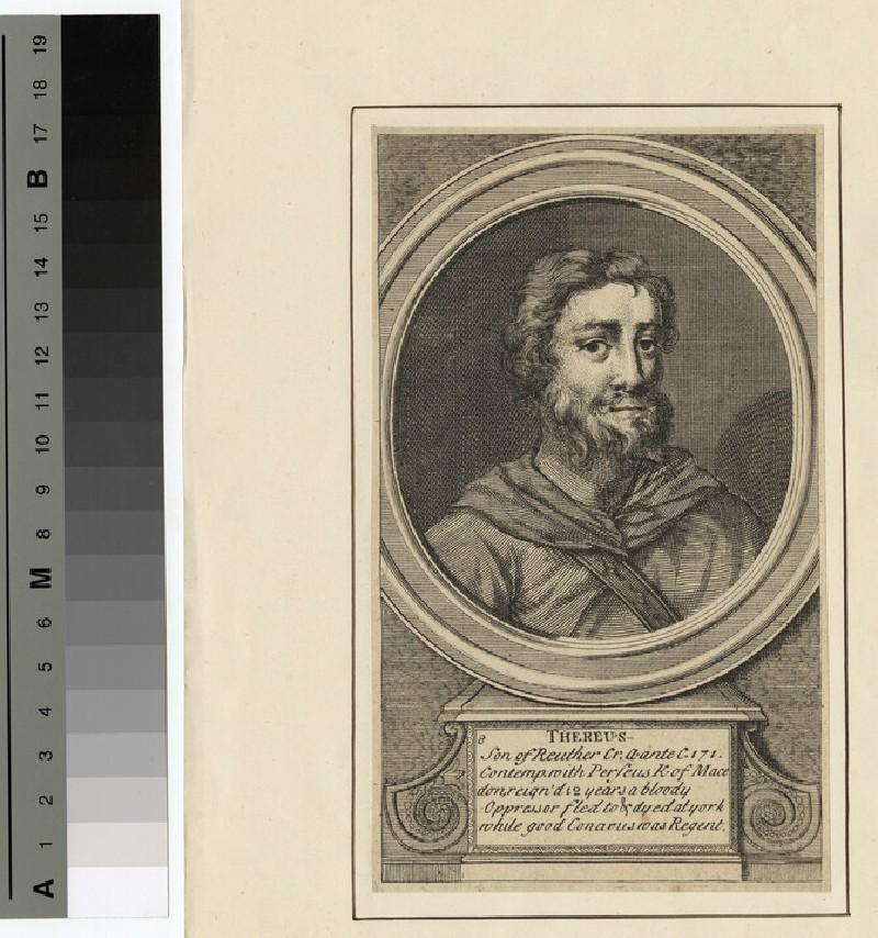 Portrait of Thereus