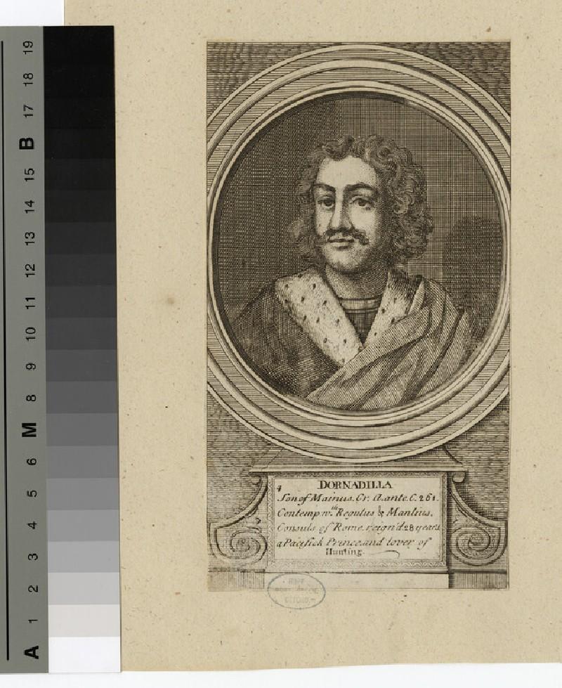 Portrait of Dornadilla