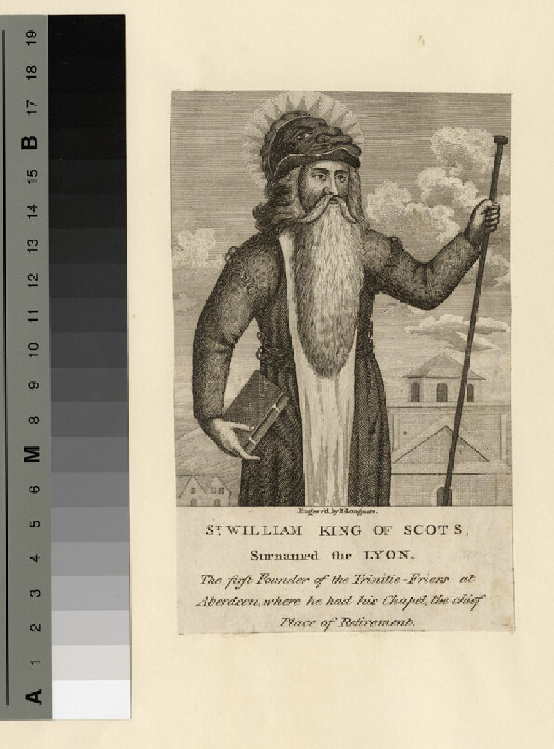 William 'the Lion' (WAHP14423.1)