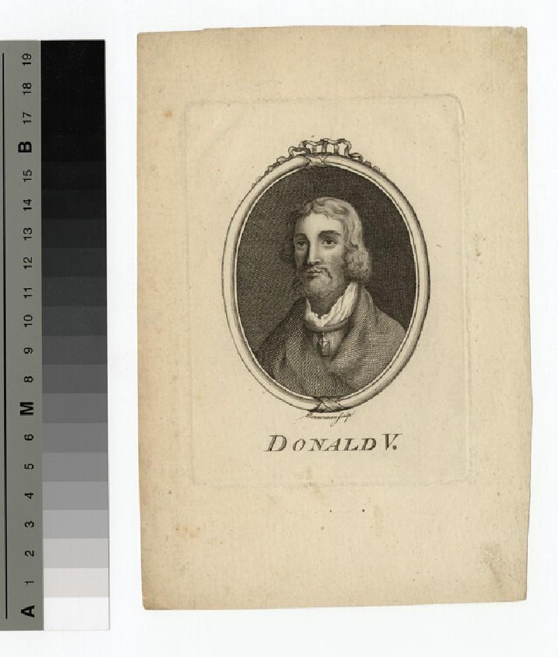 Portrait of Donald V