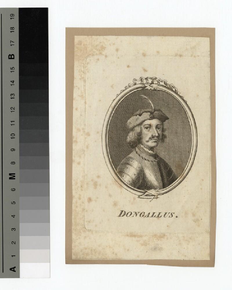 Portrait of Dongallus