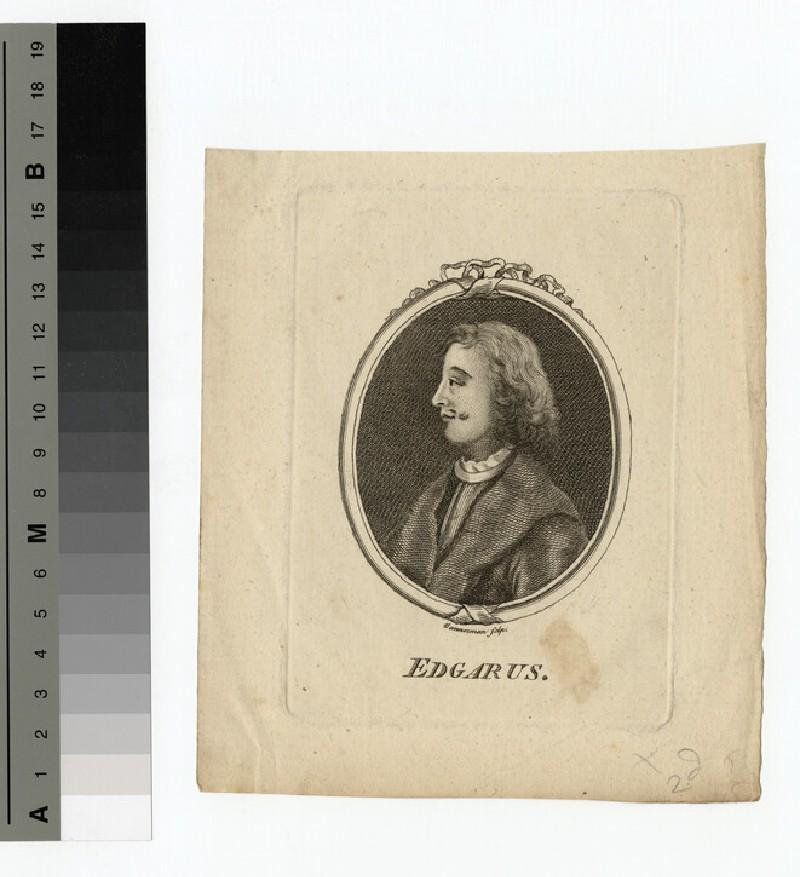 Portrait of Edgarus