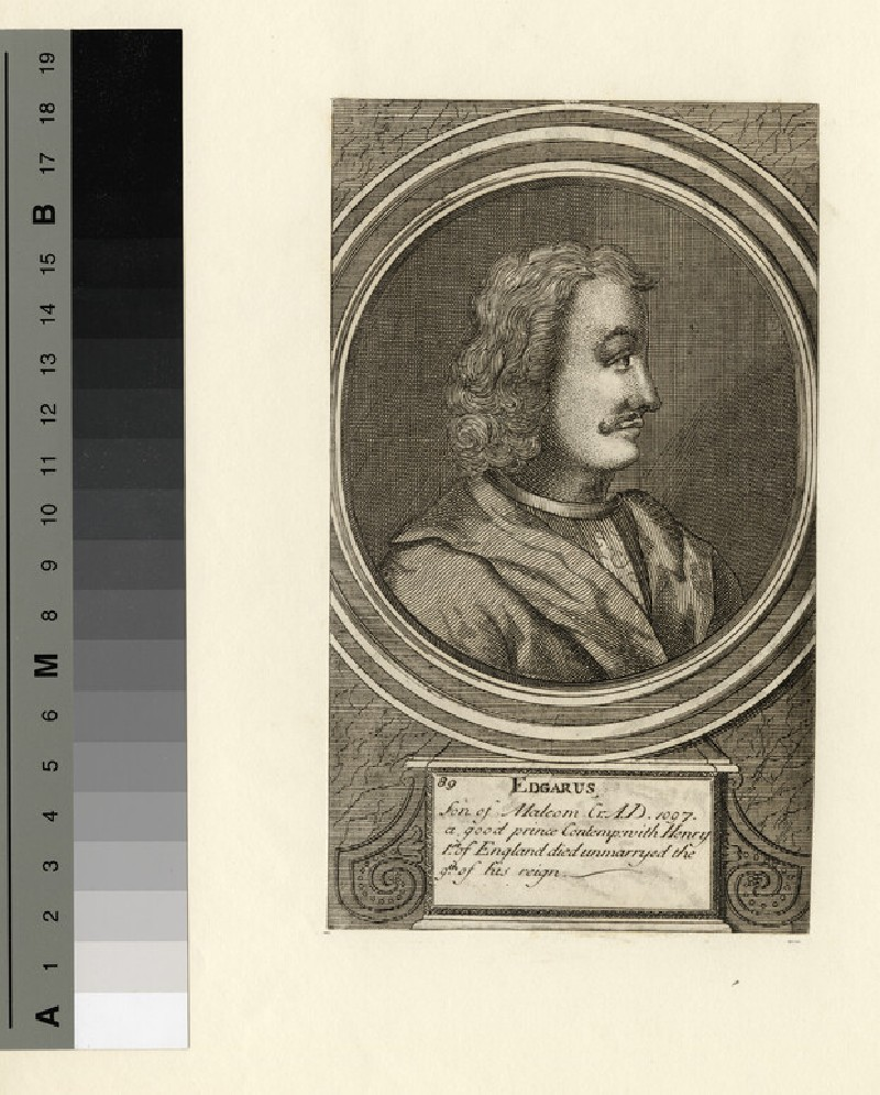 Portrait of Edgarus (WAHP14453)