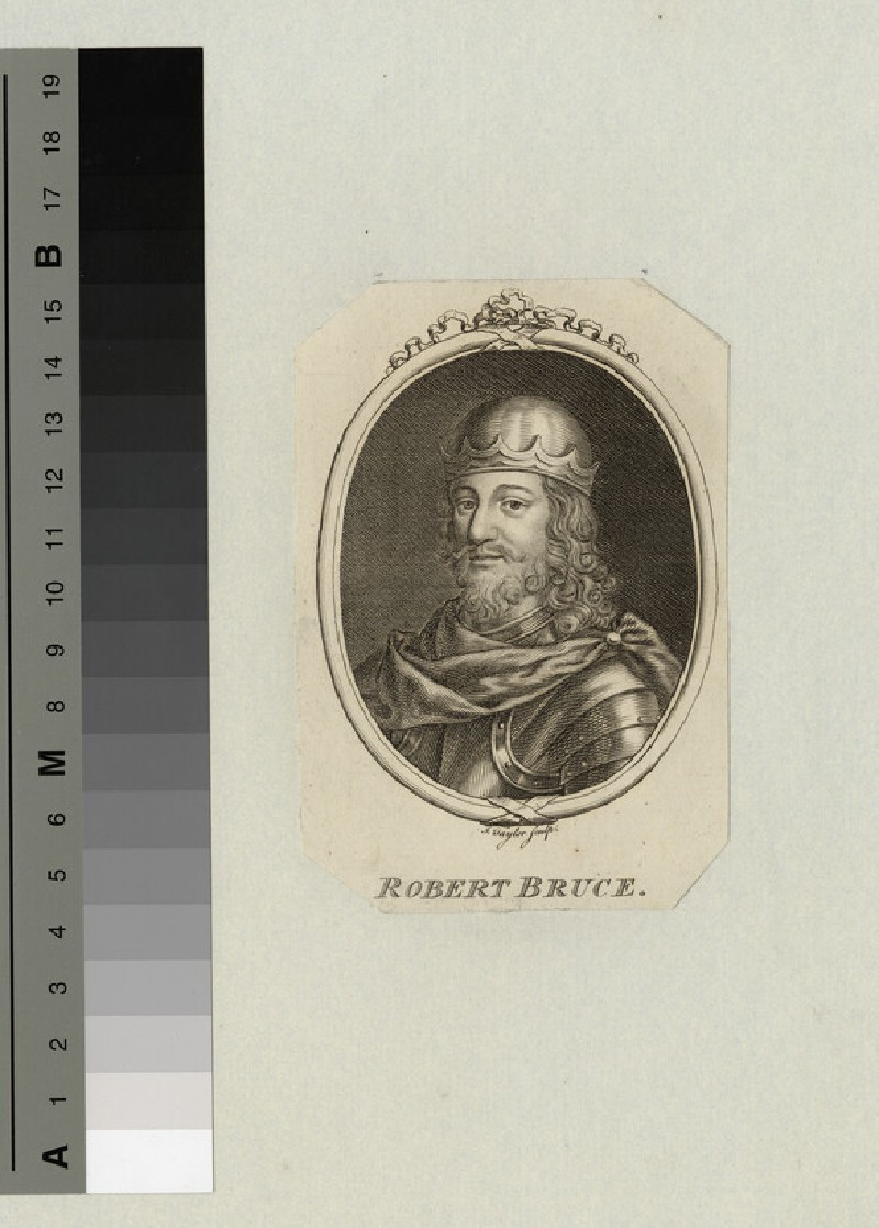 Portrait of Robert Bruce