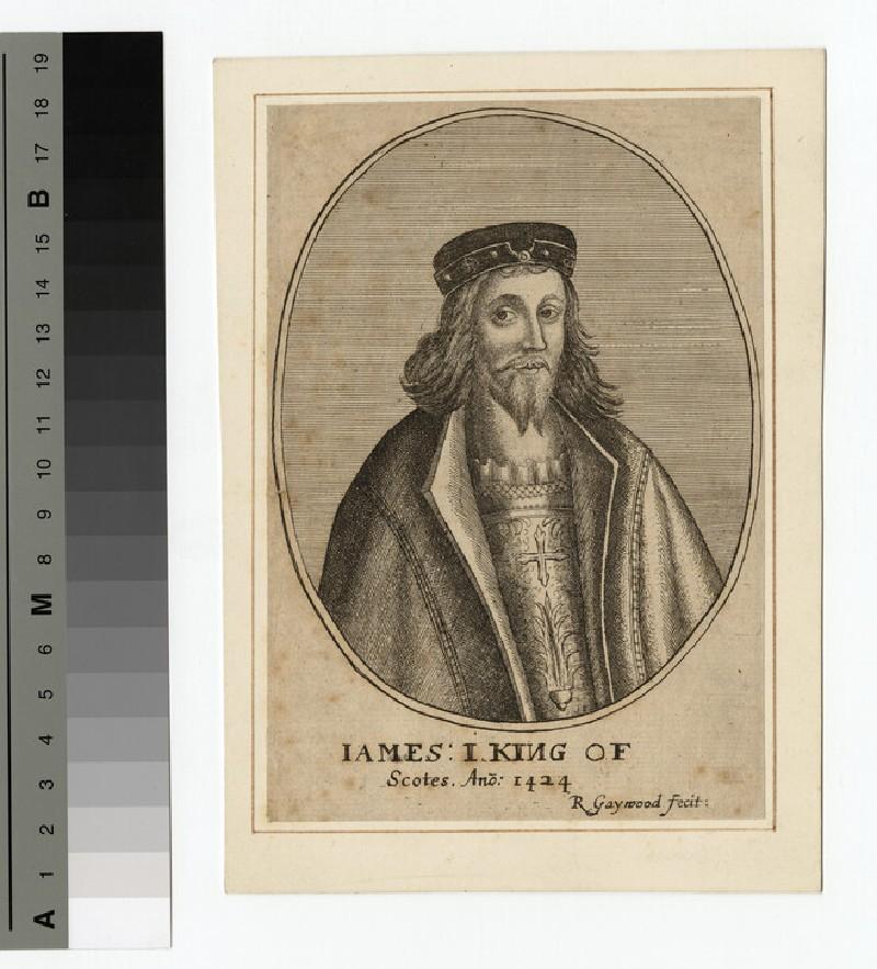 James I (WAHP14488.2)