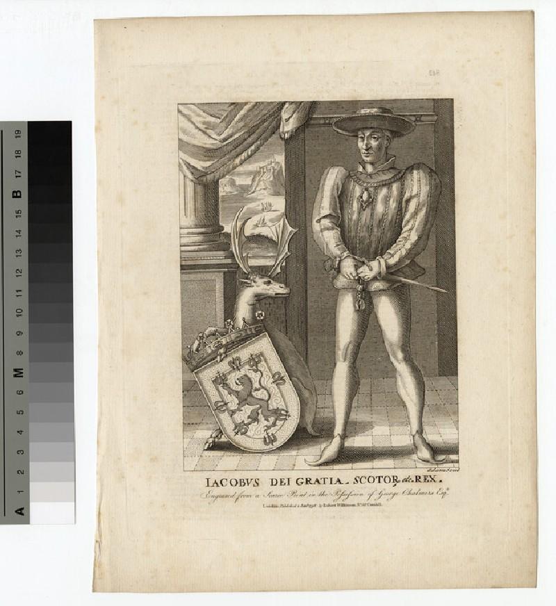 James I (WAHP14496.2)