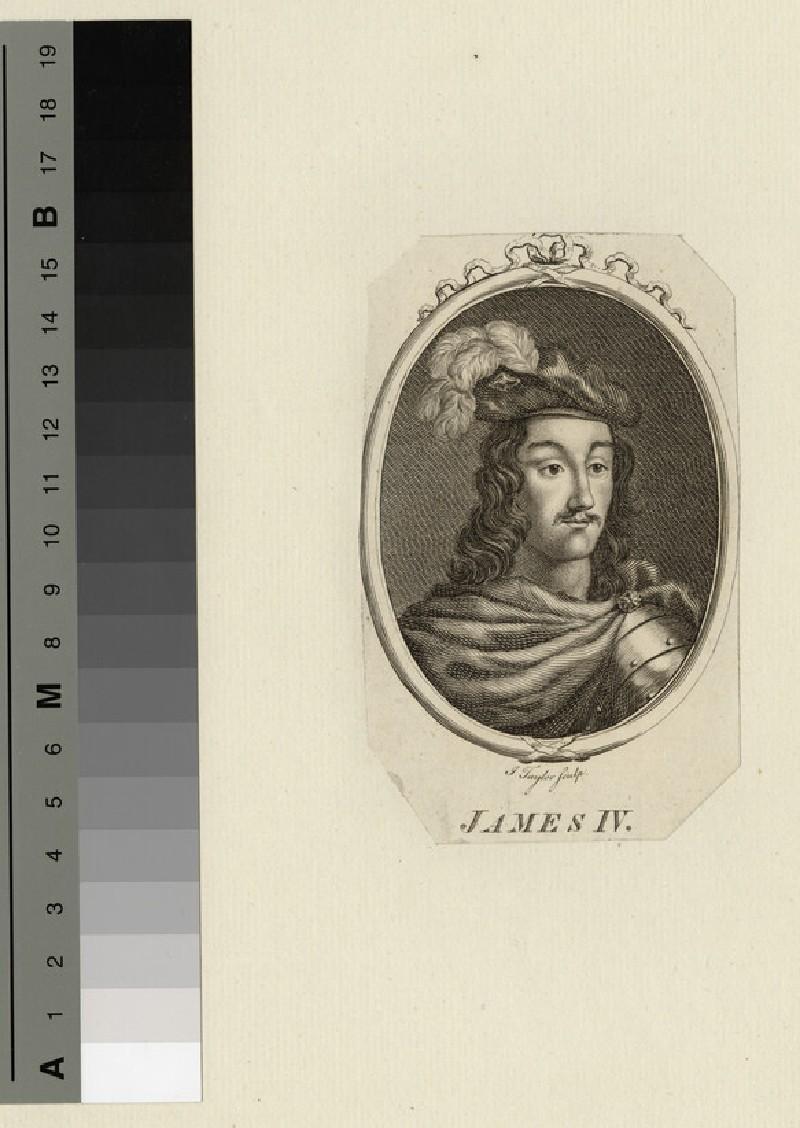 Portrait of James IV