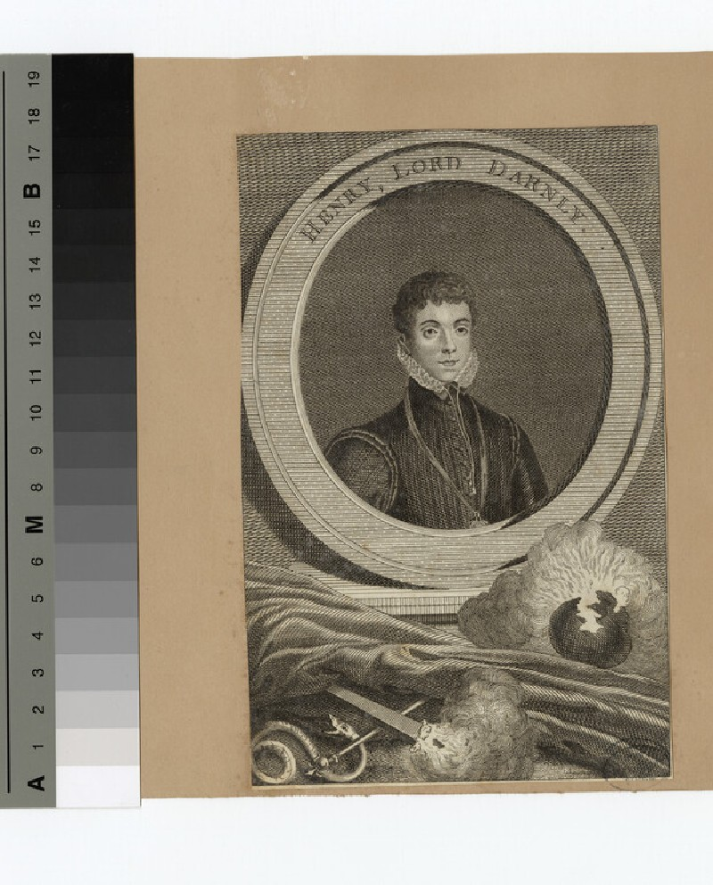 Portrait of Henry, Lord Darnley