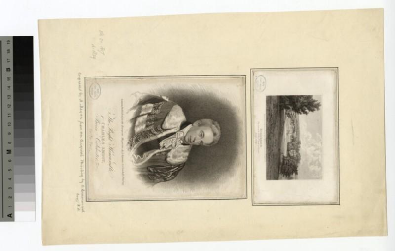 Portrait of Baron Colchester