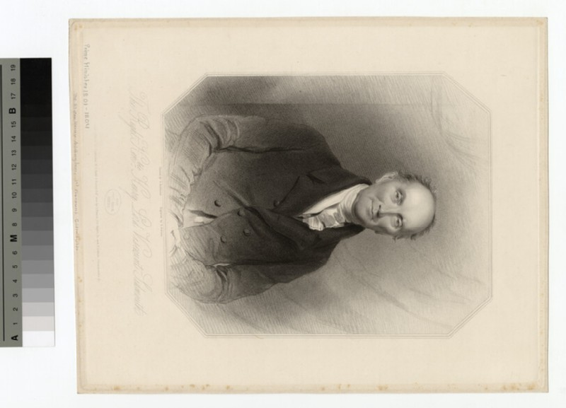 Portrait of Sidmouth (WAHP14684)
