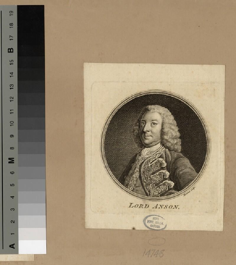 Portrait of Anson