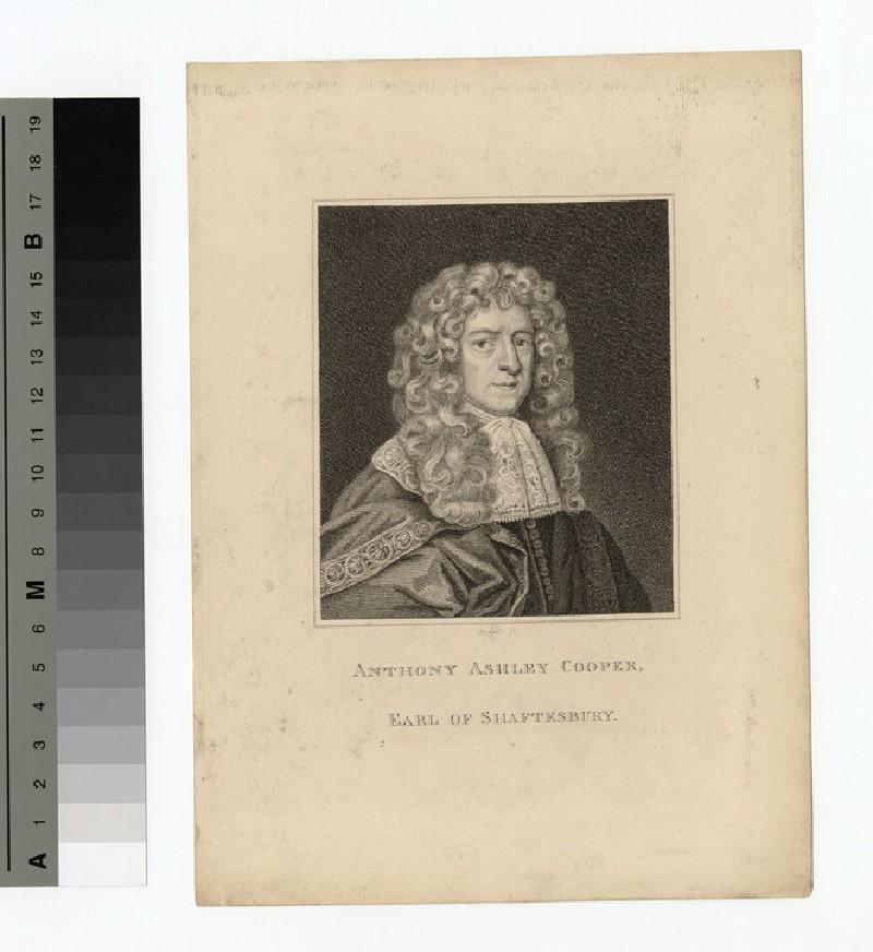 Portrait of Shaftesbury