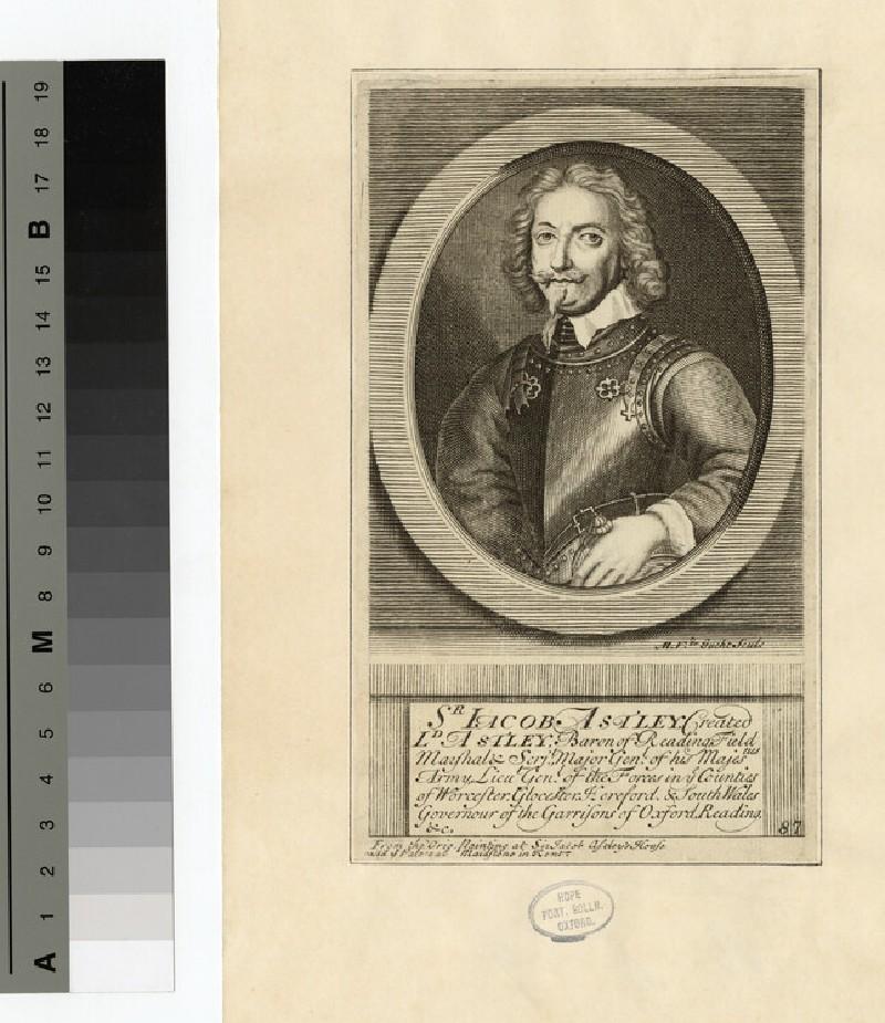 Portrait of J. Astley