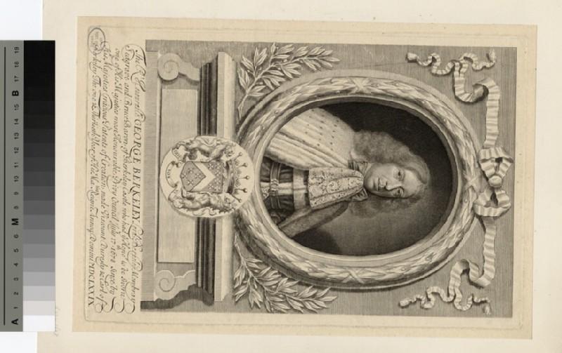 Portrait of Lord Berkeley