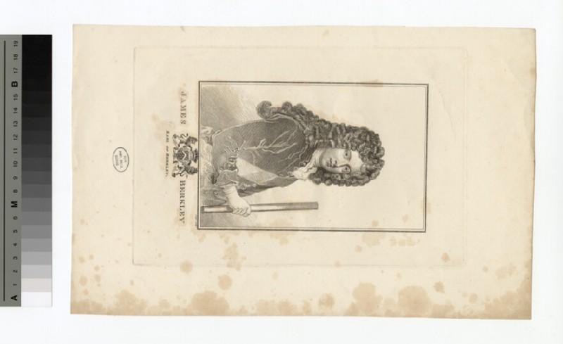 Portrait of Earl Berkeley (WAHP14832)