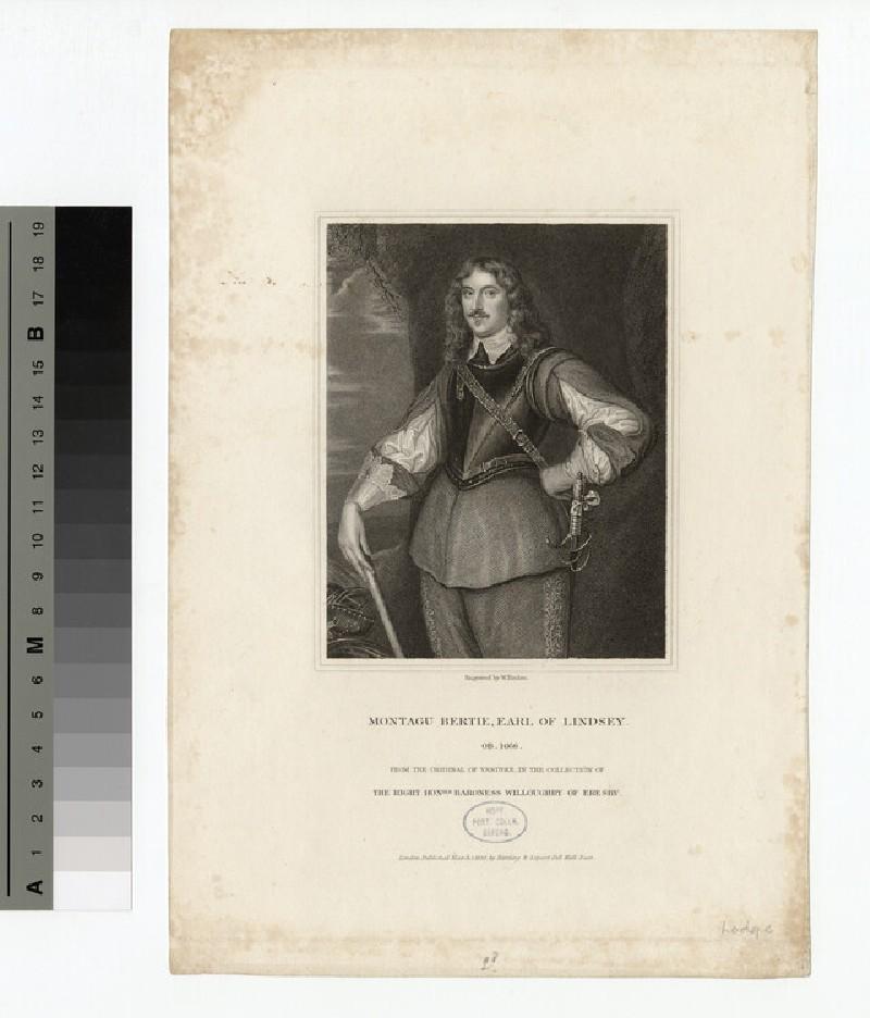 Portrait of Earl Lindsey