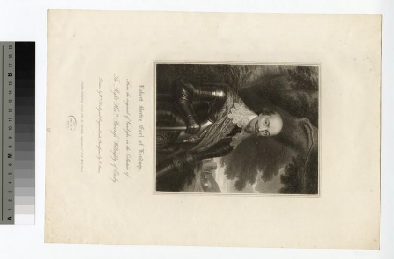 Portrait of Earl of Lindsey