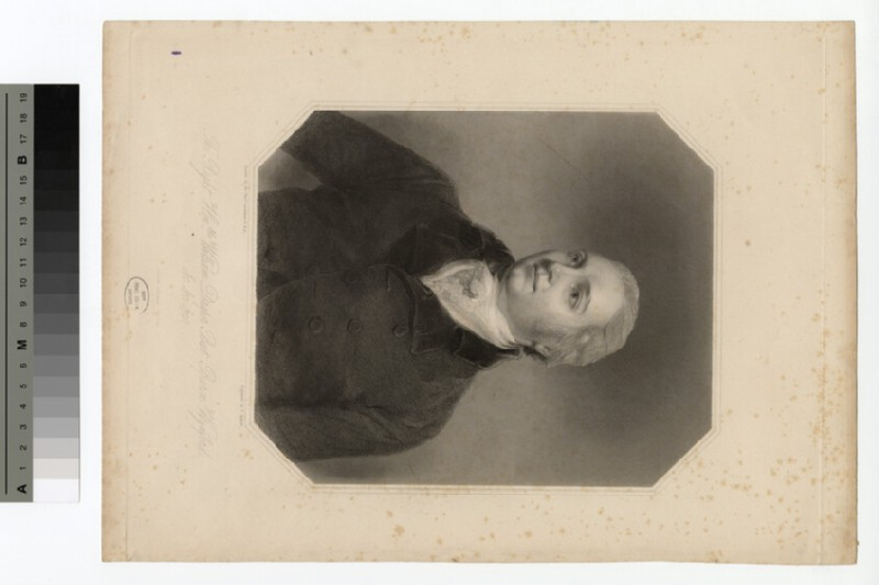 Portrait of Baron Wynford