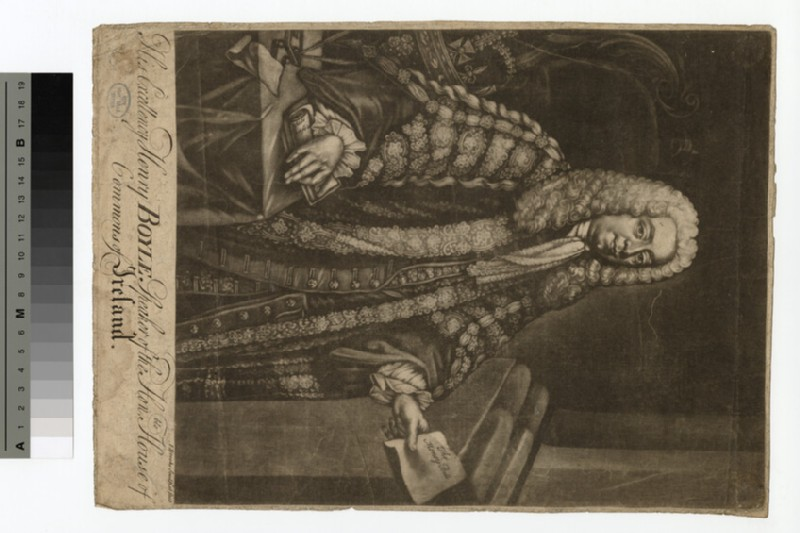 Portrait of Henry Boyle