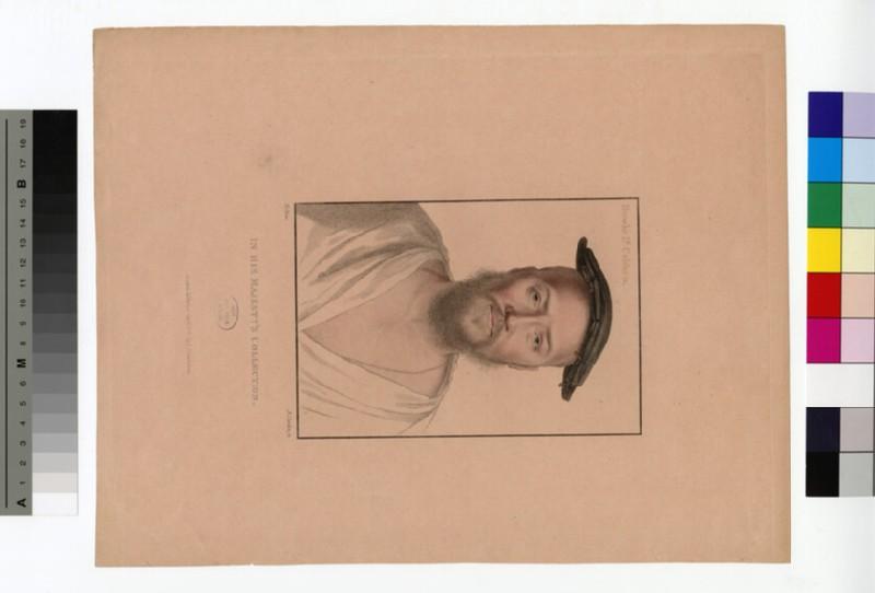 Portrait of Lord (Brooke) Cobham