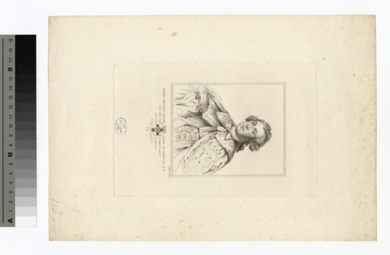 Portrait of Duke of Chandos (WAHP14940)
