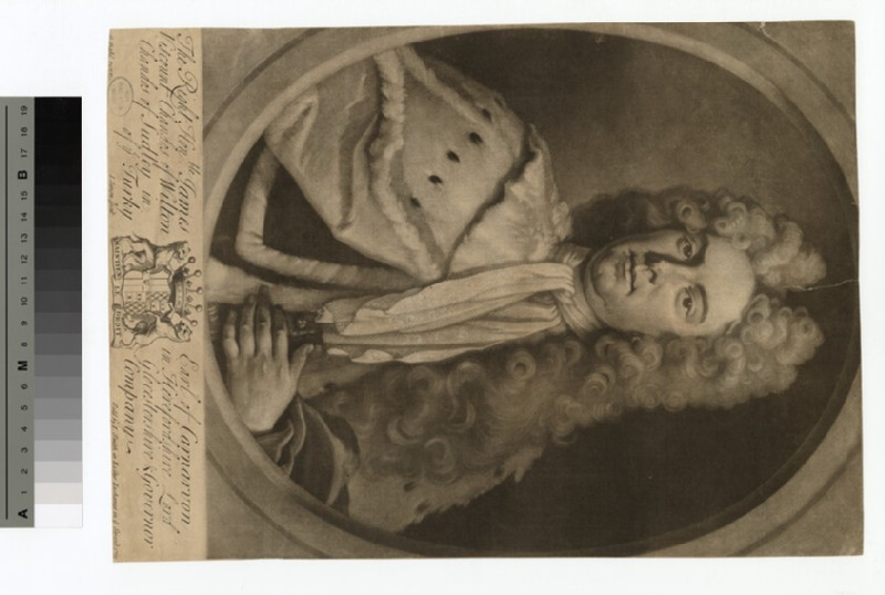 Portrait of Duke of Chandos