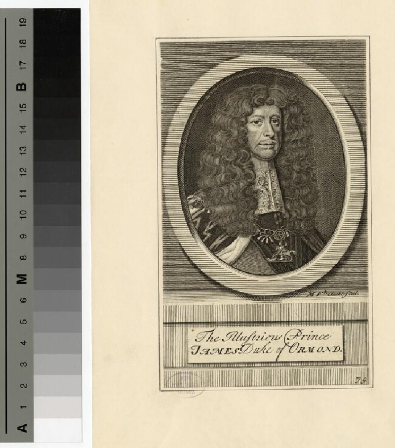 Portrait of Duke Ormond (WAHP14976)