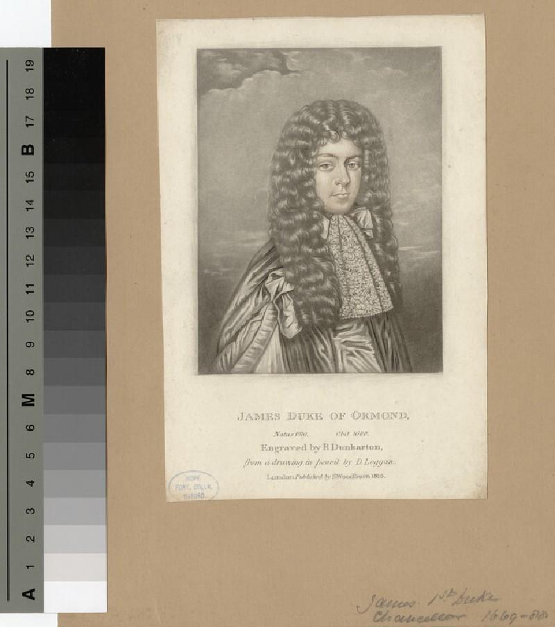 Portrait of Ormonde