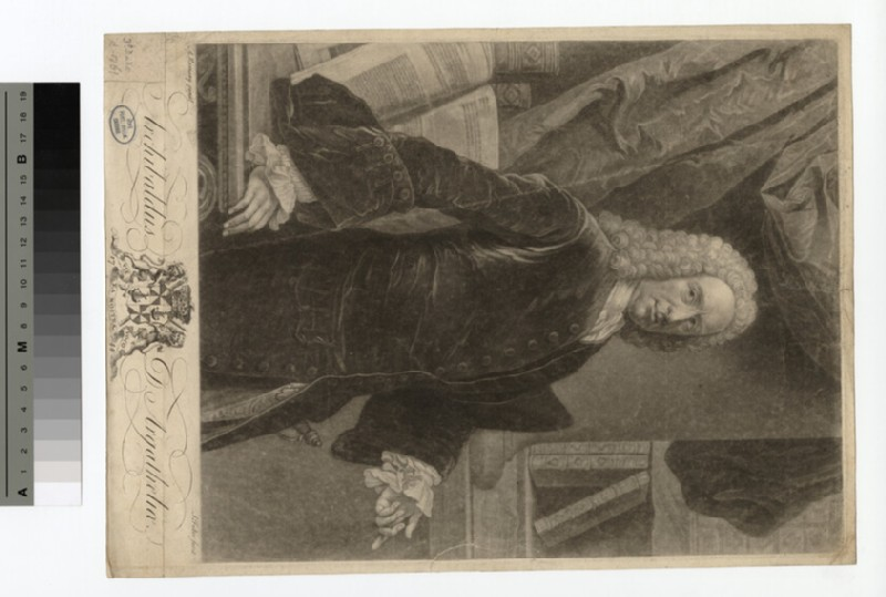 Portrait of Archibald Campbell, 3rd Duke of Argyll (WAHP15032)