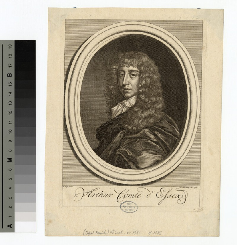 Portrait of the Earl of Essex