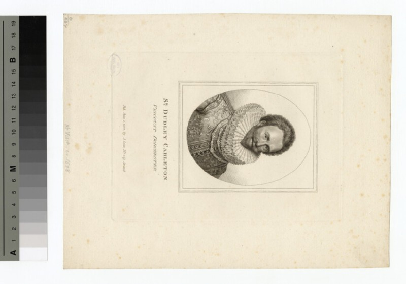 Portrait of VisCount Dorchester (WAHP15103)