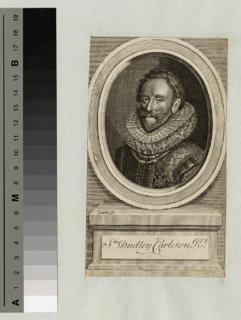 Dudley Carleton (WAHP15104.1)