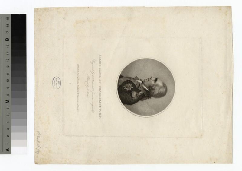 Portrait of Charlemont