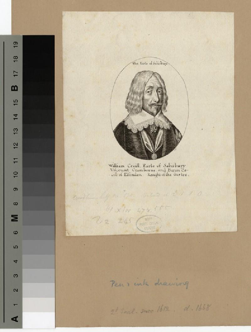 Salisbury, 2nd Earl