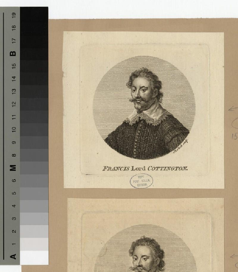 Portrait of Cottington (WAHP15336)